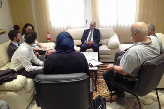 زيارة خبراء منظمة التنمية و التعاون الاقتصادي إلى ولاية سيدي بوزيد