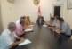 جلسة عمل حول التنوير العمومي بالطريق الحزامية بسيدي بوزيد