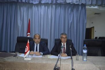 والي الجهة يشرف على انعقاد الدّورة العادية الأولى للمجلس الجهوي بسيدي بوزيد لسنة 2018