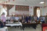 السّيد أنيس ضيف الله والي سيدي بوزيد يشرف على تنصيب المجلس البلدي المنتخب لبلدية منزل بوزيان