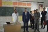 والي سيدي بوزيد يواكب إنطلاق العودة المدرسية للسّنة الدّراسية 2019/2018 ببعض المؤسّسات التّربوية