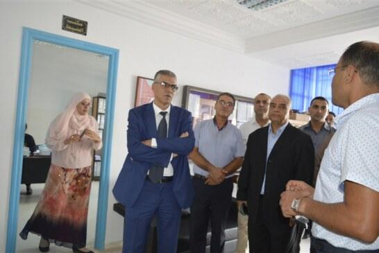 السّيد أنيس ضيف الله يشرف على افتتاح السّنة التّكوينية 2019/2018