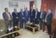 والي سيدي بوزيد يستقبل سعادة سفير دولة السويد بتونس