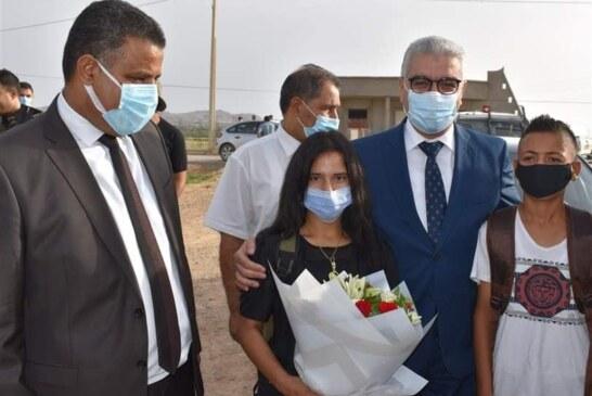 افتتاح السنة الدراسية 2021/2022 بولاية سيدي بوزيد